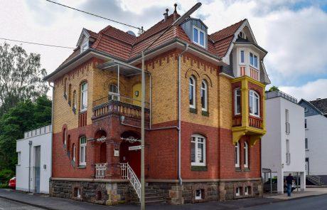 Die Villa Fuchs