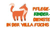 Pflegekinderdienst in der Villa Fuchs Logo